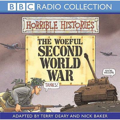 The Woeful Second World War 9780563495185