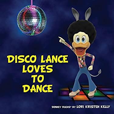 Disco Lance Loves to Dance