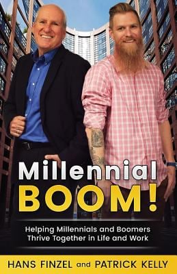 MillennialBoom: Helping Millennials and Boomers Thrive Together in the Workplace