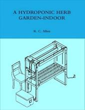 A Hydroponic Herb Garden-Indoor