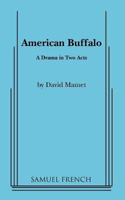 American Buffalo 9780573640230