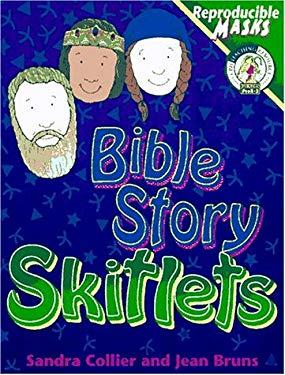 Bible Story Skitlets 9780570053170