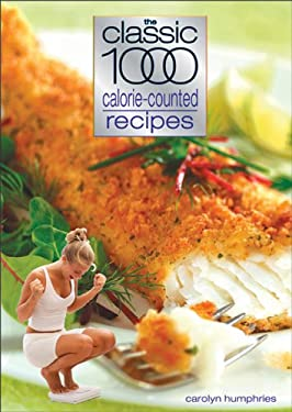 Clasic 1000 Calorie-Counted Recipes 9780572030575