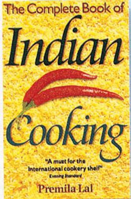 Complete Book of Indian Cooking 9780572022648