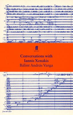 Conversations with Iannis Xenakis 9780571179596
