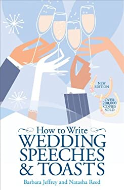 How to Write Wedding Speeches & Toasts 9780572034535