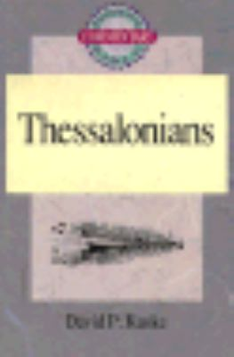I and II Thessolonians 9780570046561