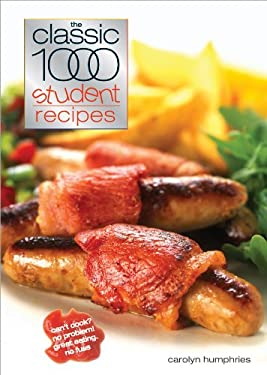 New Classic 1000 Student Recipes 9780572029814