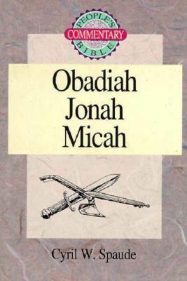 Obadiah/Jonah/Micah 9780570046615
