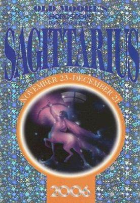 Old Moore's Horoscope Sagittarius: November 23-December 21 9780572031121