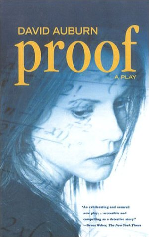 Proof: A Play 9780571199976