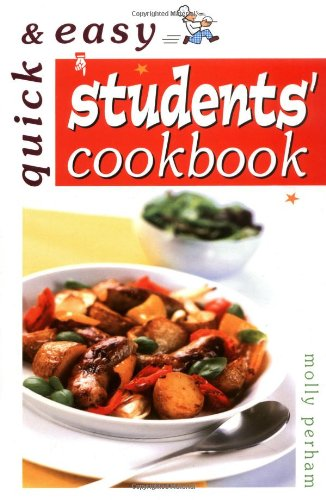 Quick and Easy Student's Cookbook 9780572018054