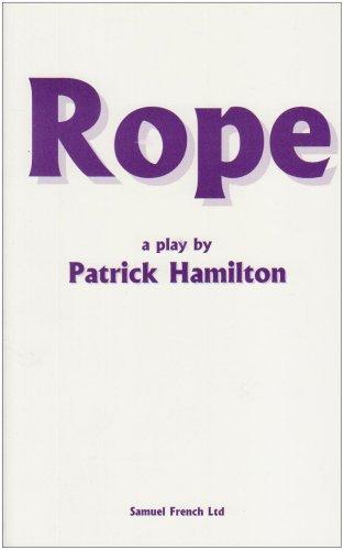 Rope 9780573019890