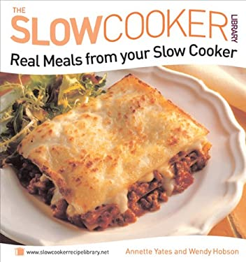 Real Meals from Your Slow Cooker (Slow Cooker Library) 9780572035402