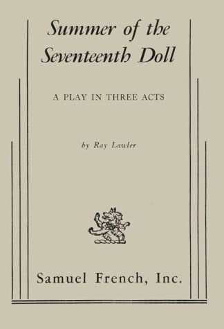 Summer of the Seventeenth Doll 9780573615955