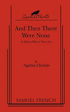 And Then There Were None 9780573616396