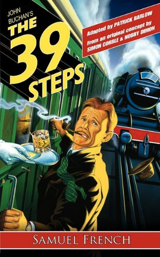The 39 Steps 9780573697142