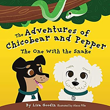 The Adventures of Chicobear and Pepper