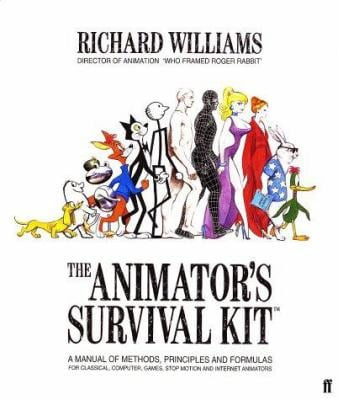 The Animator's Survival Kit: A Manual of Methods, Principles and Formulas for Classical, Computer, Games, Stop Motion and Internet Animators 9780571202287
