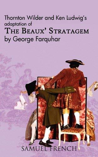 The Beaux' Stratagem 9780573650536