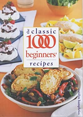 The Classic 1000 Beginners' Recipes 9780572027346
