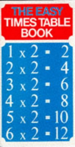The Easy Times Table Book 9780572009908