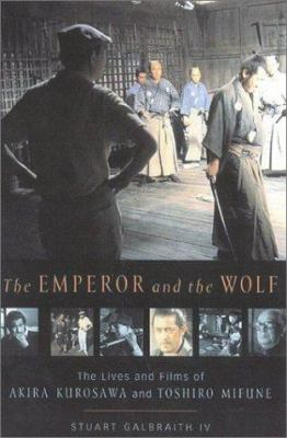 The Emperor and the Wolf 9780571199822