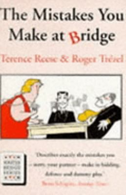 The Mistakes You Make at Bridge 9780575057852