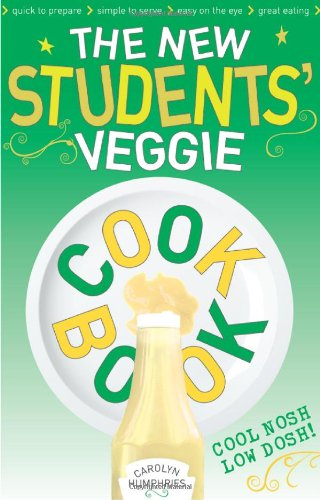 The New Students' Veggie Cook Book 9780572024000