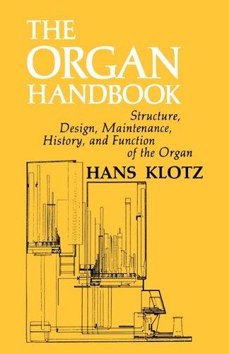 The Organ Handbook 9780570013068