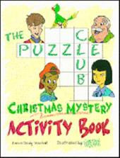 The Puzzle Club Activity Book 2098163