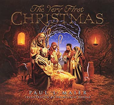 The Very First Christmas 9780570050643