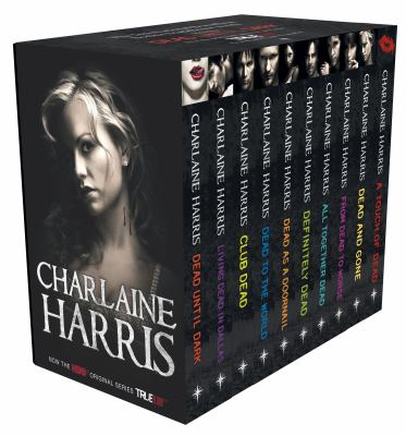 Sookie Stackhouse Novels 9780575097117
