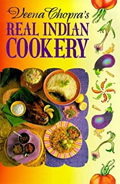 Veena Chopra's Real Indian Cookery 9780572025076