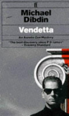 Vendetta. Michael Dibdin 9780571161652