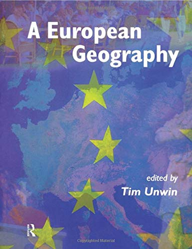 A European Geography 9780582294851