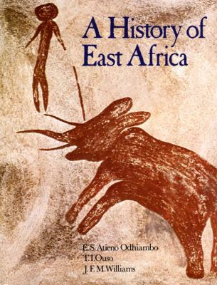 A History of East Africa 9780582608863