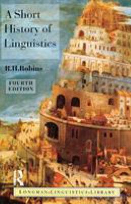Short History of Linguistics - 4th Edition