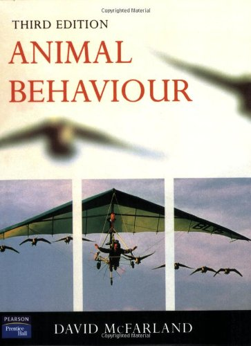 Animal Behaviour: Psychobiology, Ethology and Evolution 9780582327320