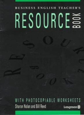 Business English Teacher's Resource Book 9780582078437