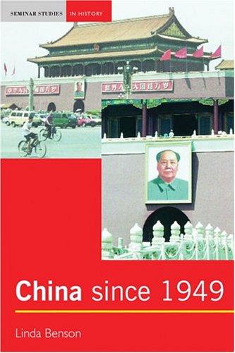 China Since 1949 9780582357228