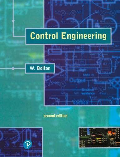 Control Engineering 9780582327733