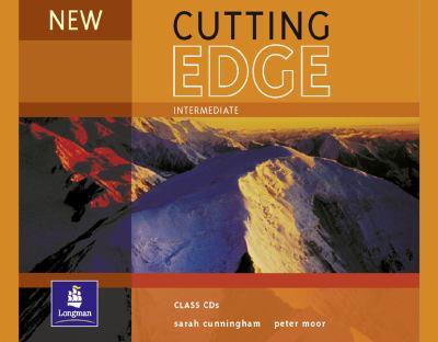 New Cutting Edge Intermediate Class CD 1-3 9780582825222