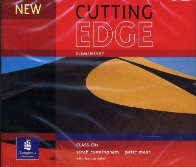 New Cutting Edge Elementary Class 1-3 CD 9780582825062