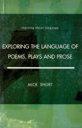 Exploring the Language of Poems, Plays, and Prose 9780582291300