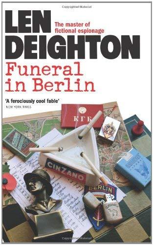 Funeral in Berlin. Len Deighton 9780586045800
