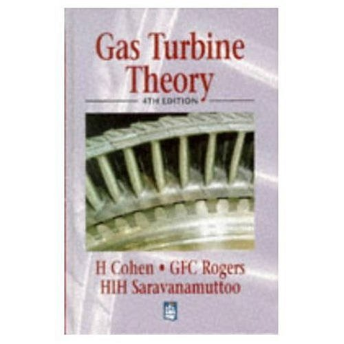 Gas Turbine Theory 9780582236325
