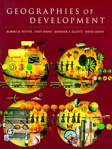 Geographies of Development 9780582298255
