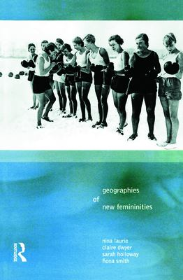 Geographies of New Feminism 9780582320246