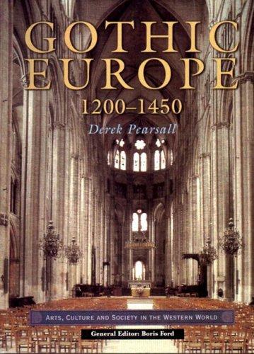 Gothic Europe 1200-1450 9780582276383